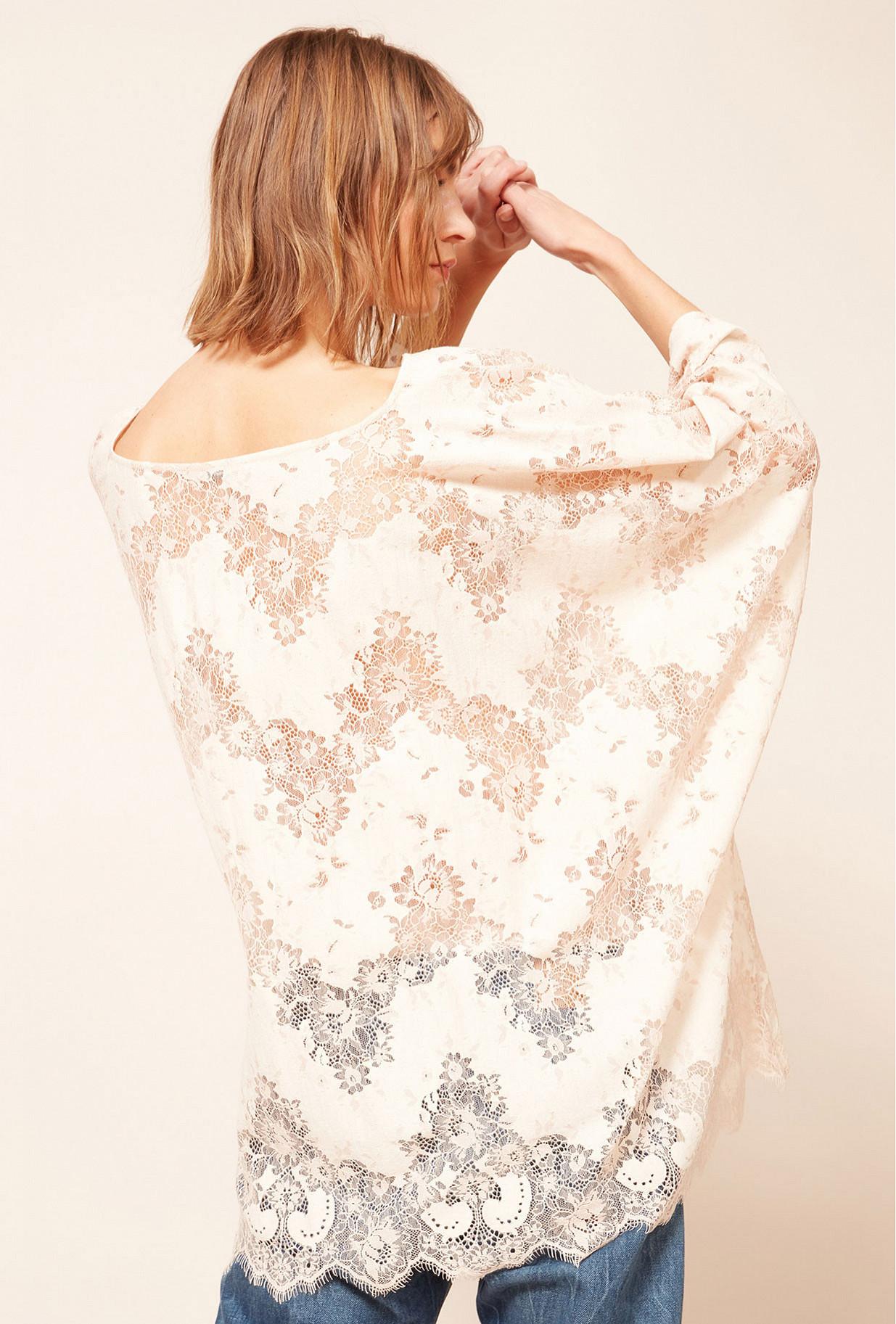 Paris clothes store Poncho  Alina french designer fashion Paris
