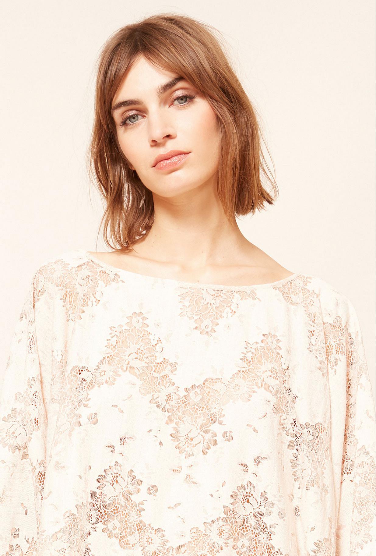 Paris boutique de mode vêtement Poncho créateur bohème  Alina