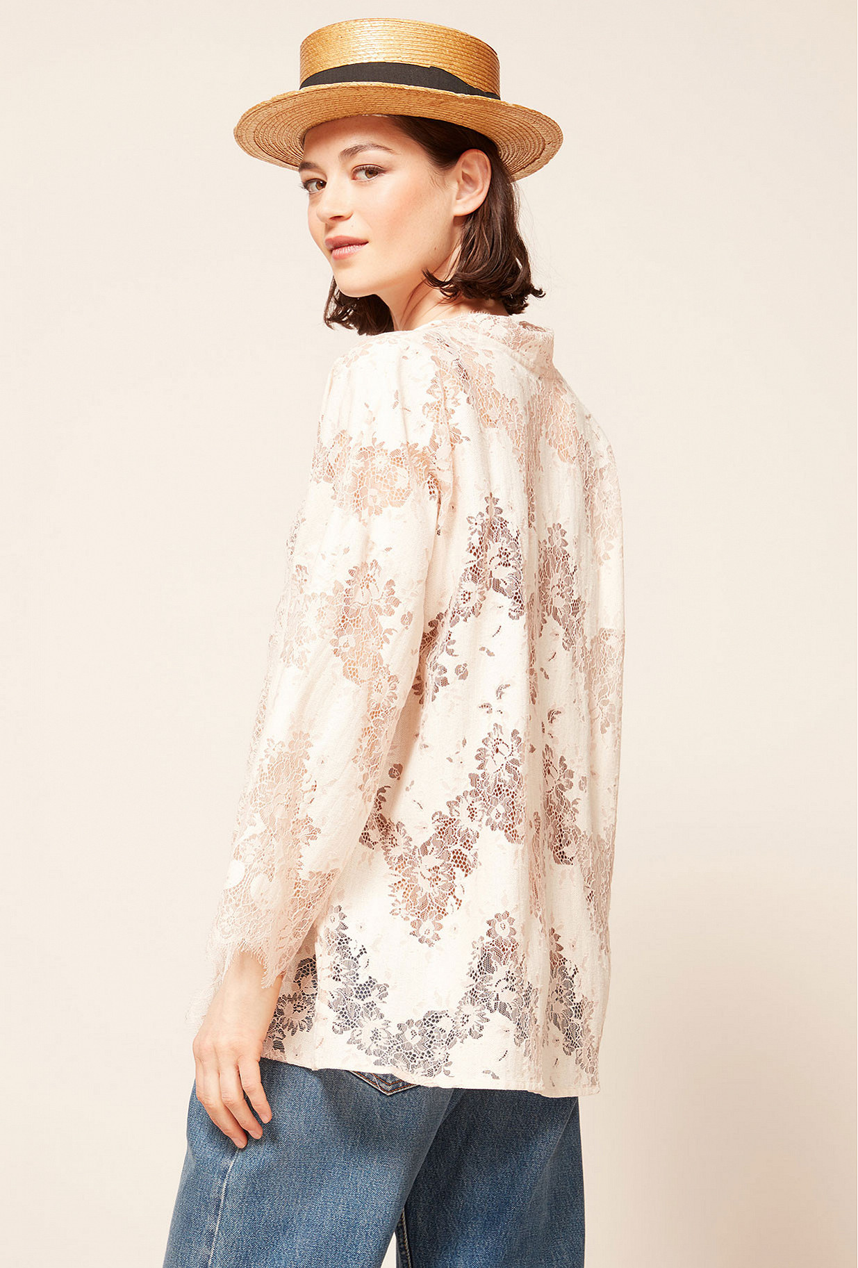 Paris boutique de mode vêtement Kimono créateur bohème  Alix