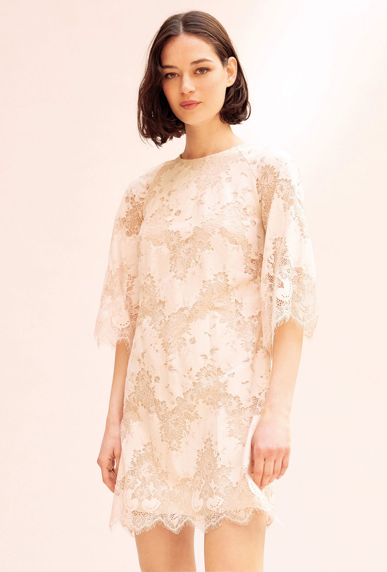 Paris boutique de mode vêtement Robe créateur bohème  Angelique