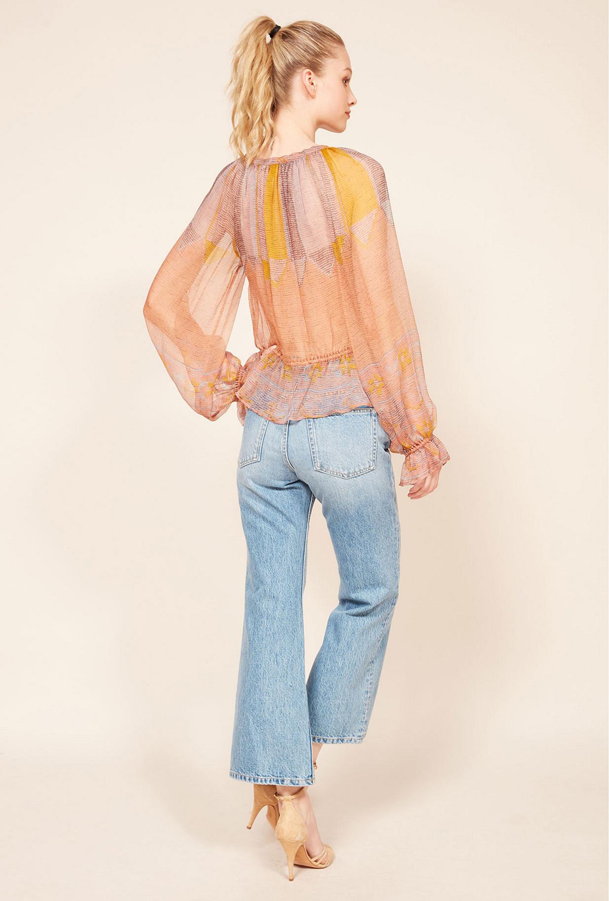 Paris clothes store Blouse  Balao french designer fashion Paris