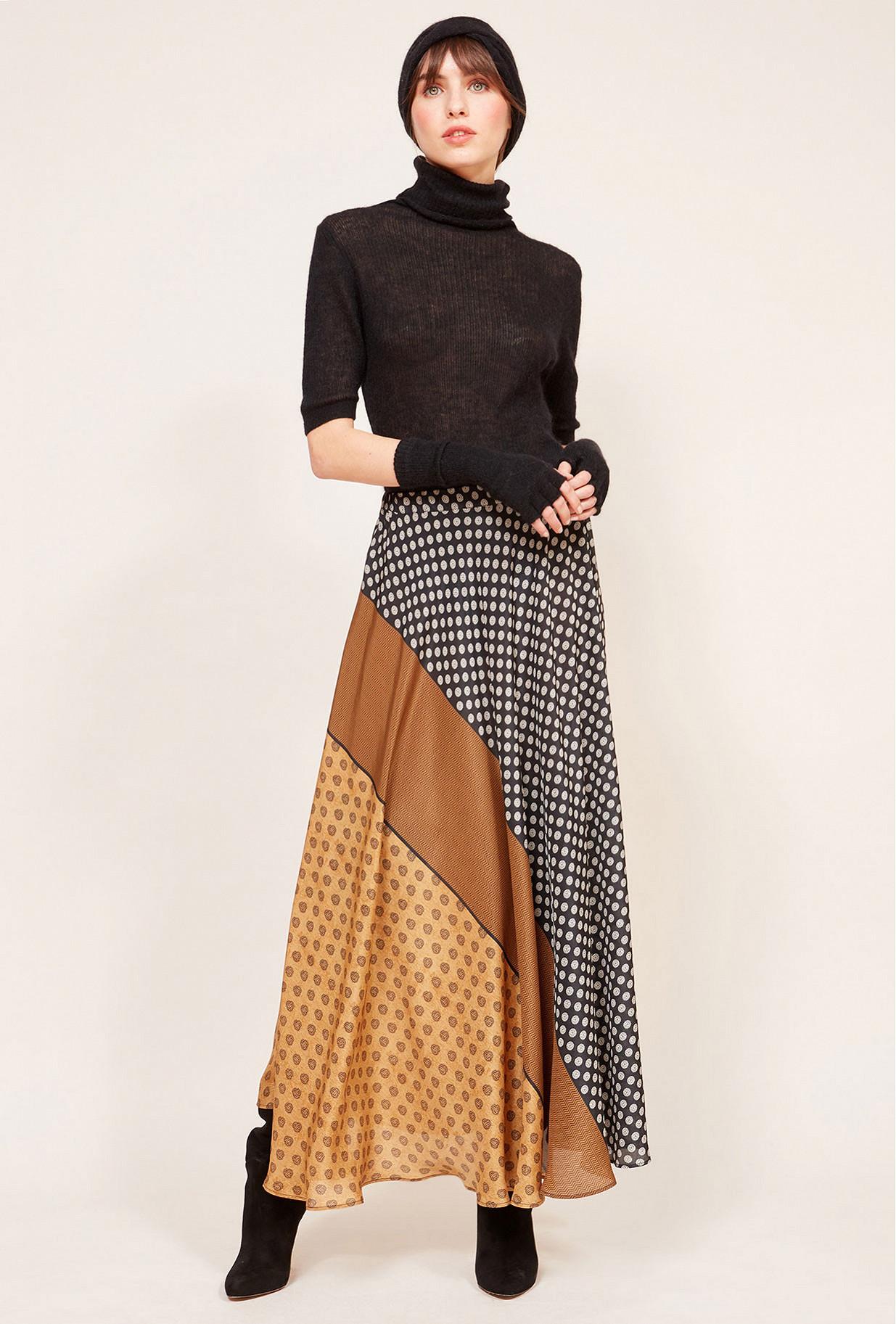 Paris clothes store Skirt  Brakid french designer fashion Paris