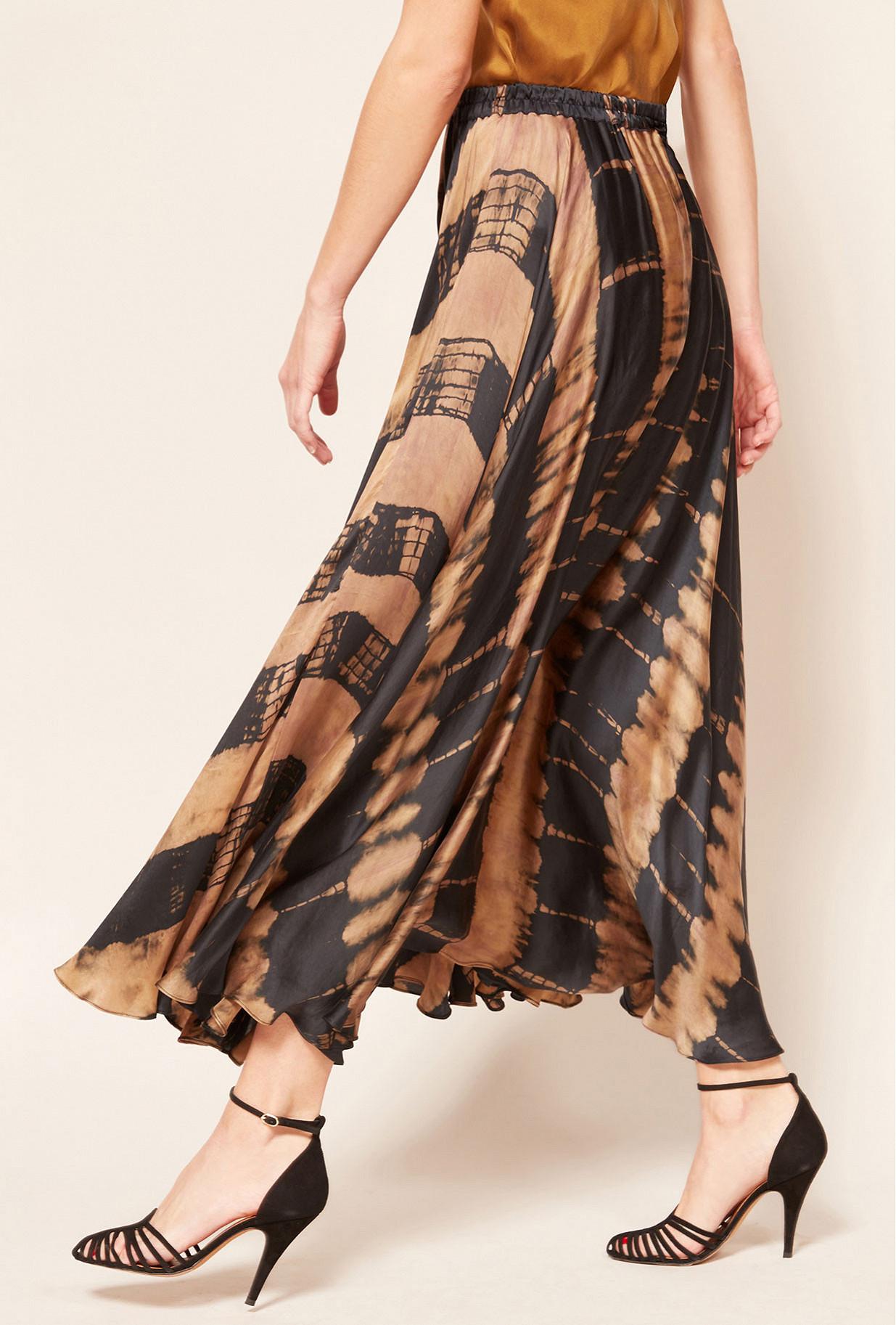Paris boutique de mode vêtement Jupe créateur bohème Danish