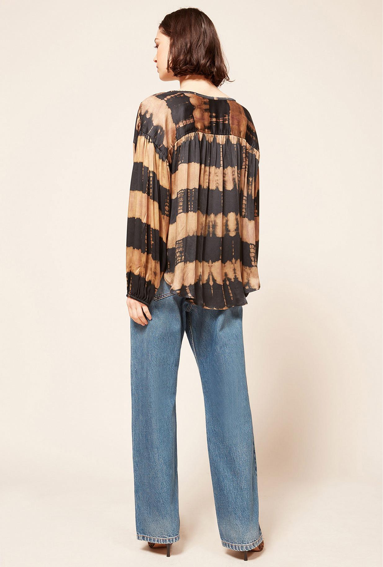 Paris boutique de mode vêtement Blouse créateur bohème Danoise