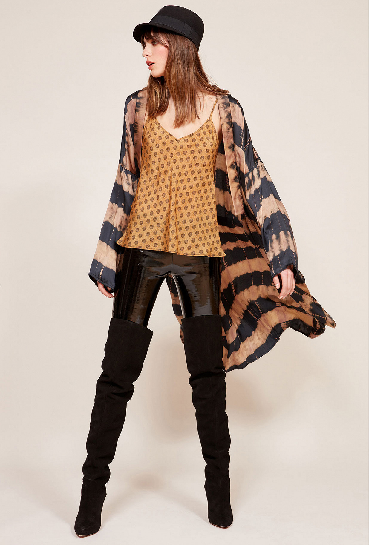 Paris clothes store Kimono  Donegal french designer fashion Paris