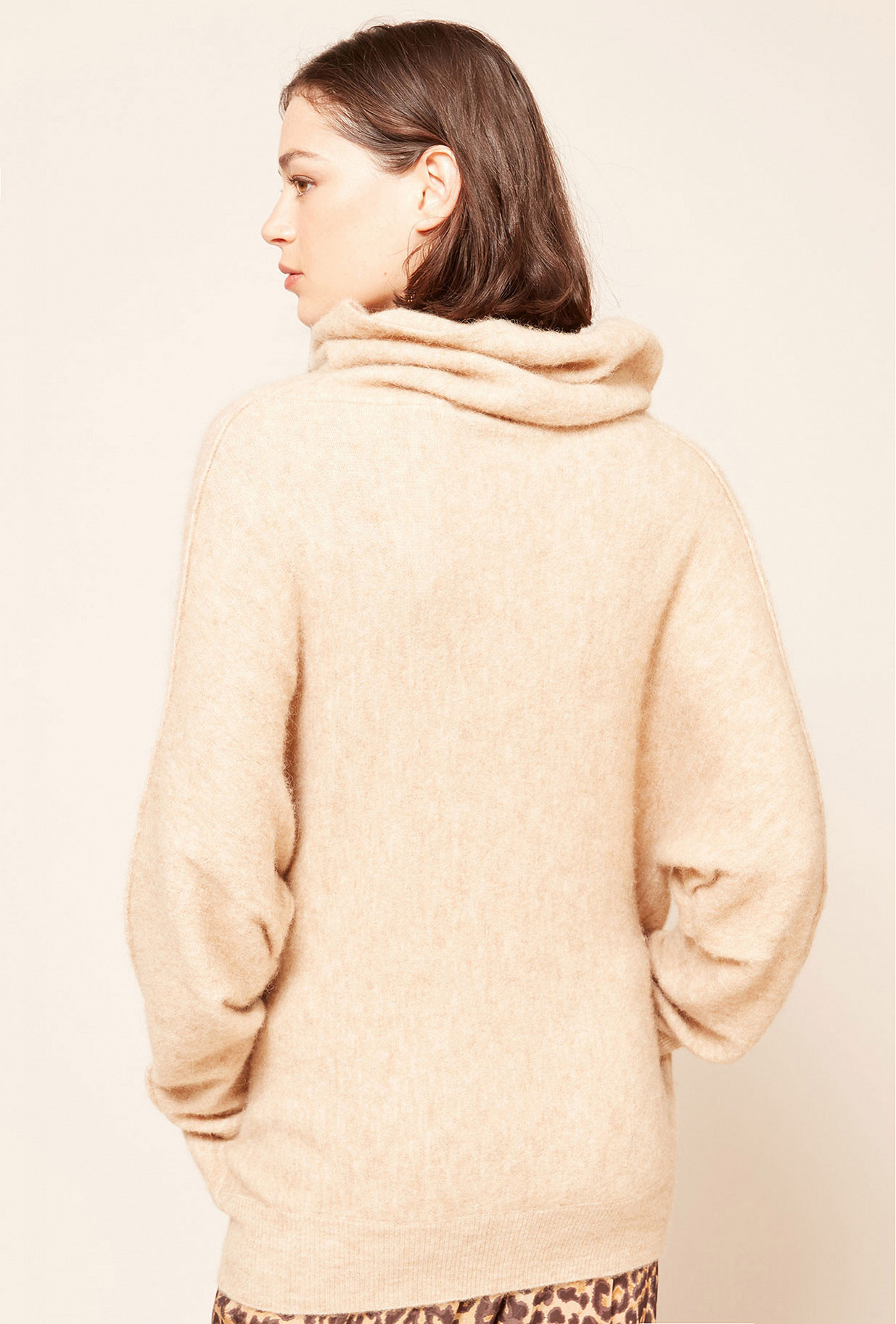 Beige Sweater Norway