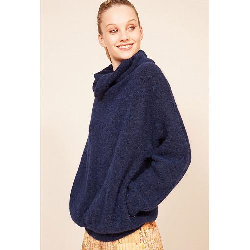 Navy Sweater Norway