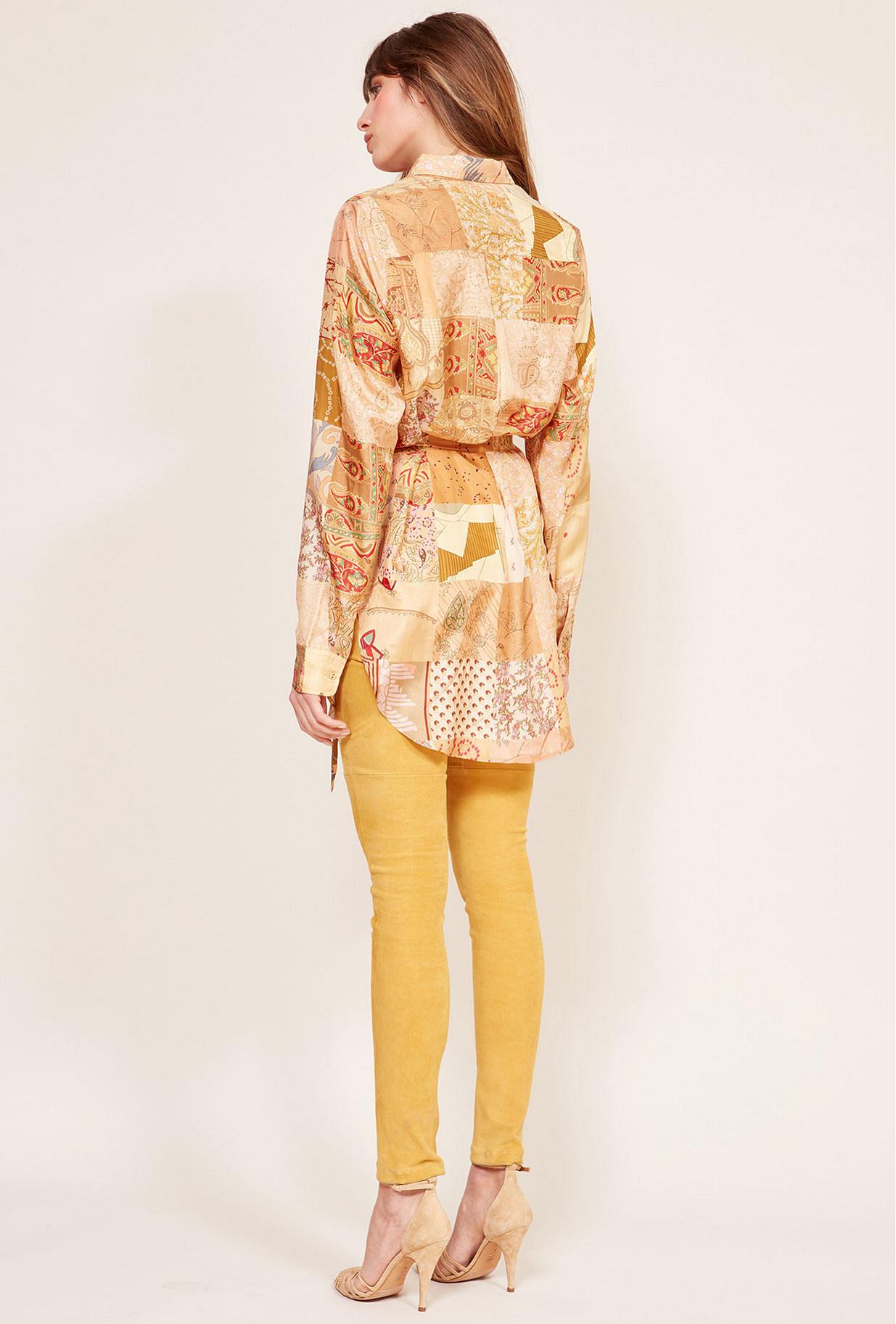 Patchouli  Shirt  Pachino Mes demoiselles fashion clothes designer Paris