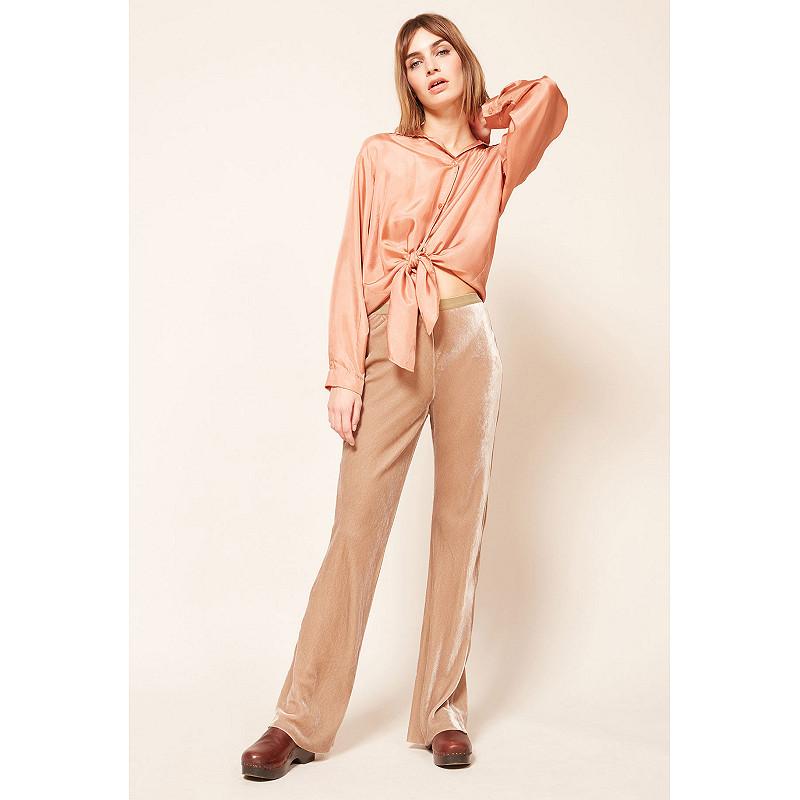 Paris boutique de mode vêtement Pantalon créateur bohème  Slither