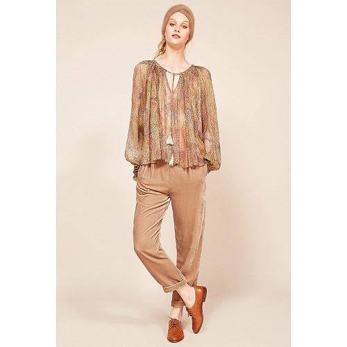 Grey  pant  Spay Mes demoiselles fashion clothes designer Paris