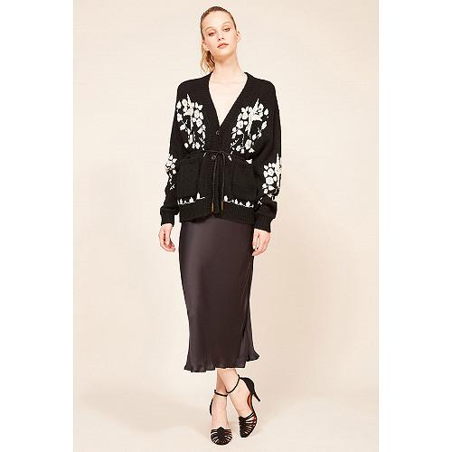 Black  Skirt  Lima Mes demoiselles fashion clothes designer Paris