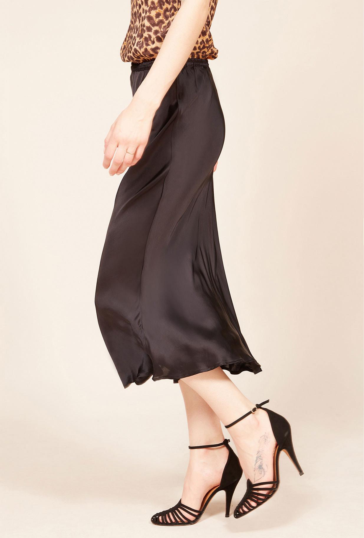Jupe Noir  Lima mes demoiselles paris vêtement femme paris