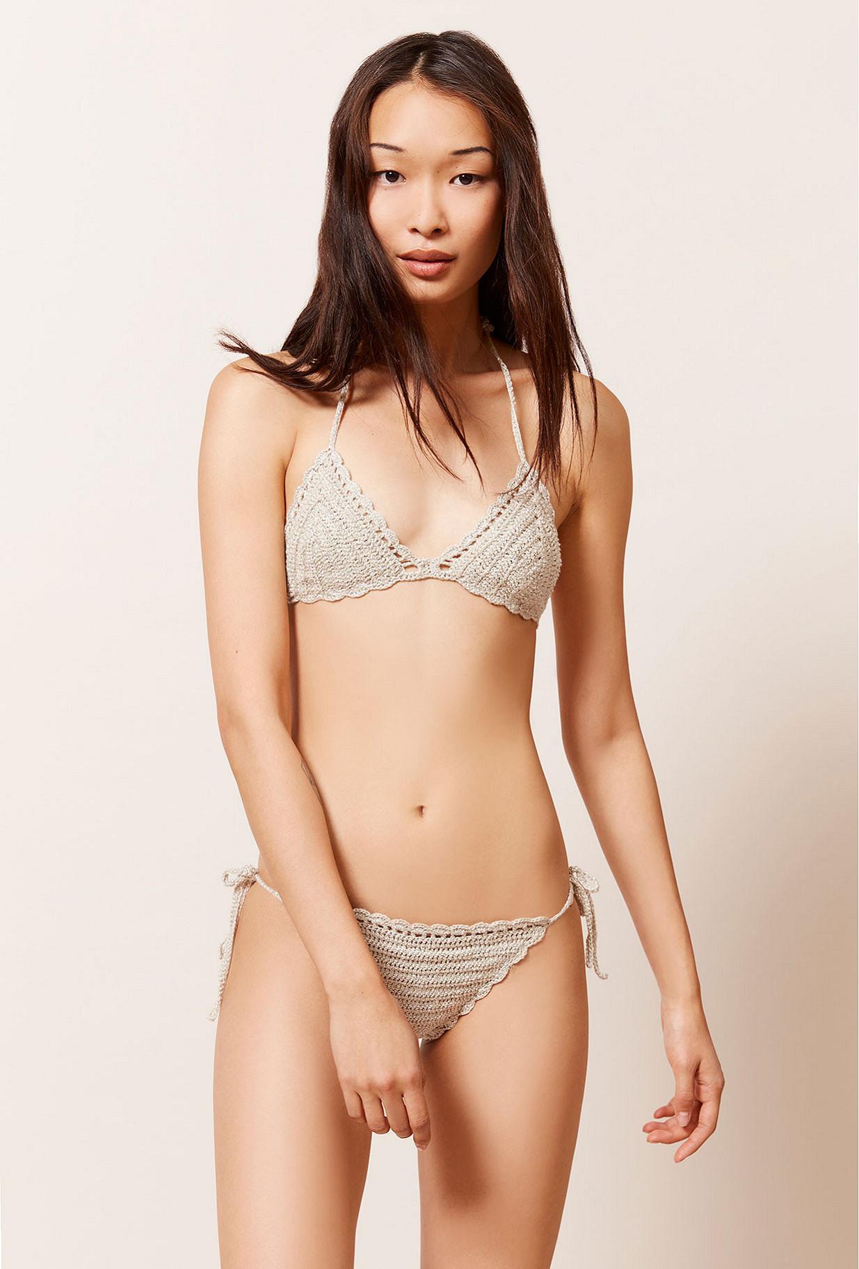 Silver Bikini Cricri Mes Demoiselles Paris