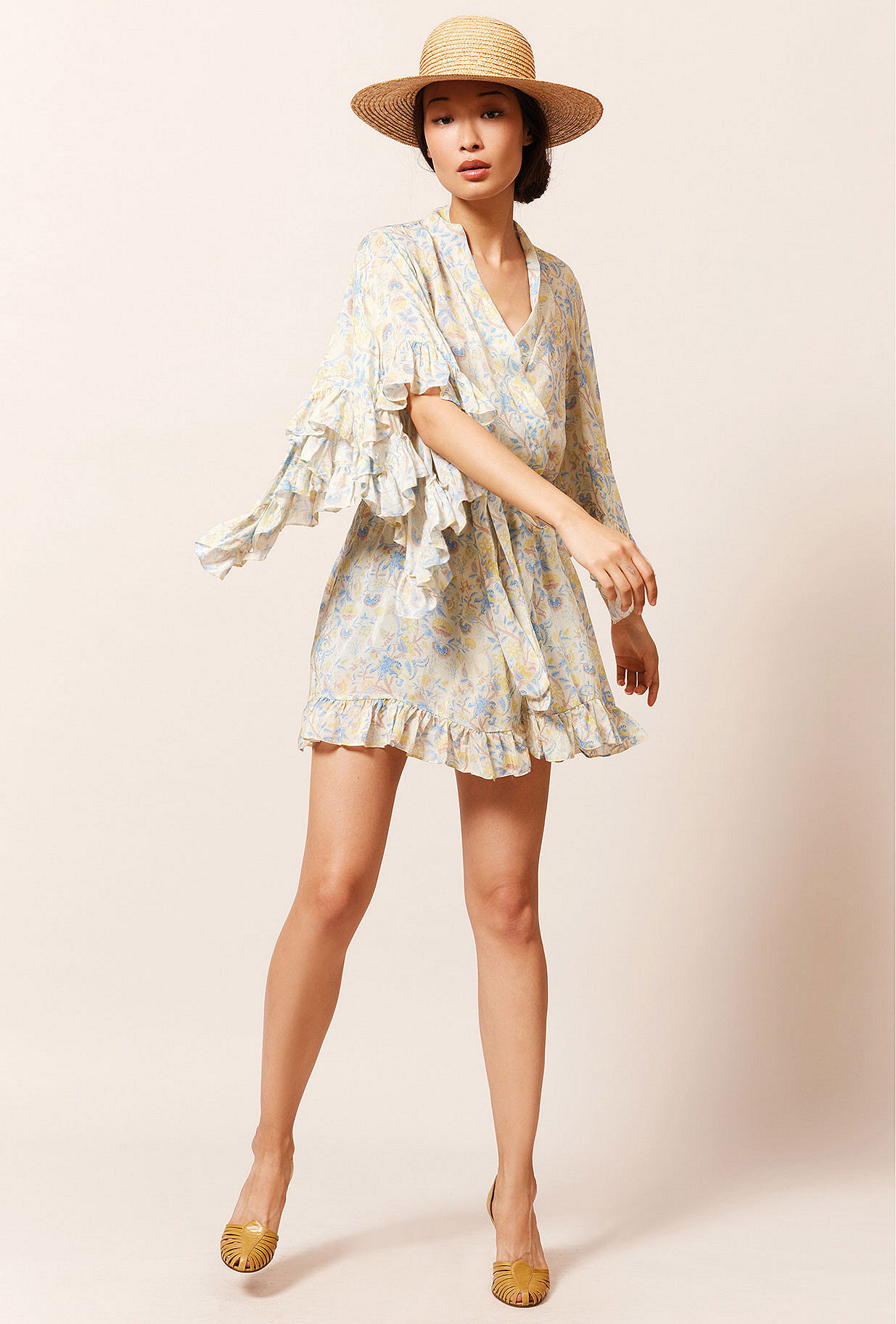 Paris clothes store Kimono  Sally french designer fashion Paris