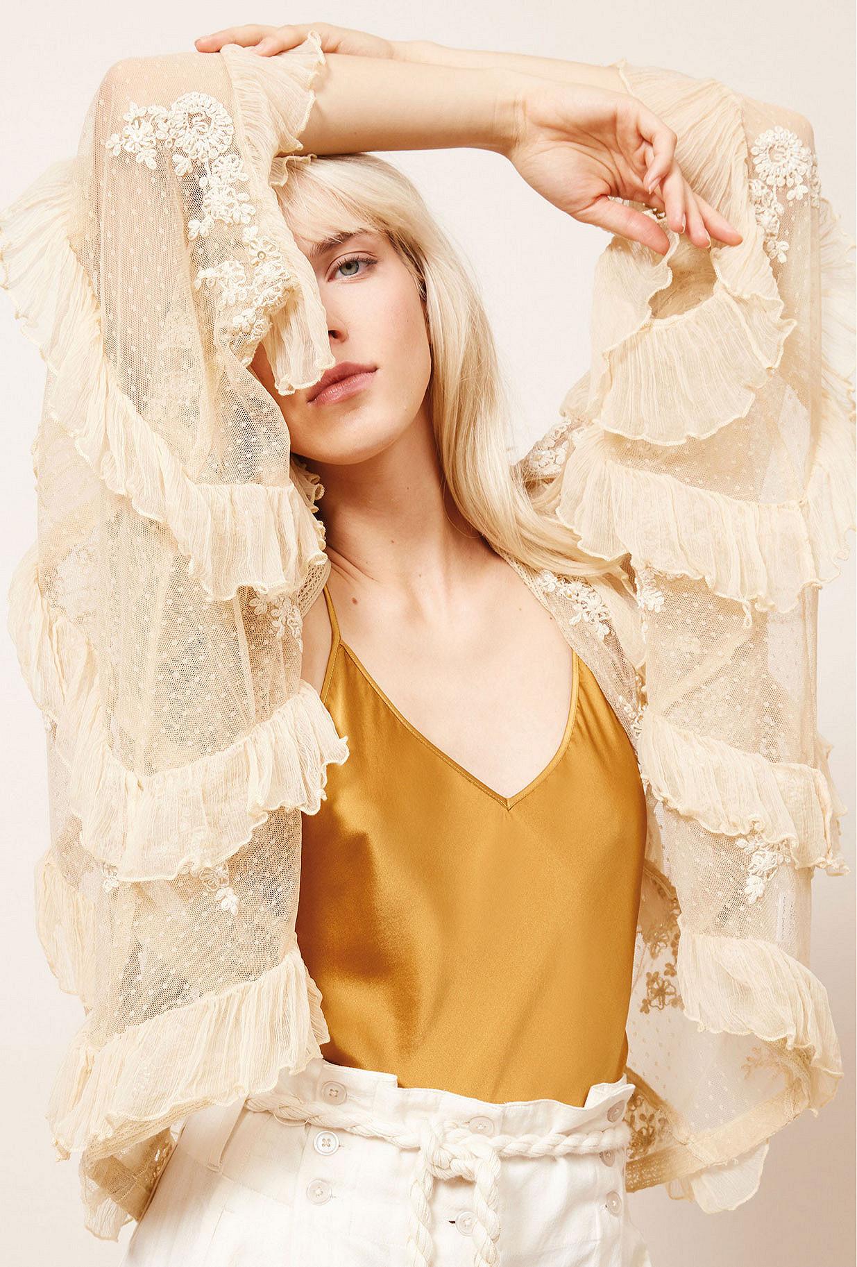 Paris boutique de mode vêtement Kimono créateur bohème Bee