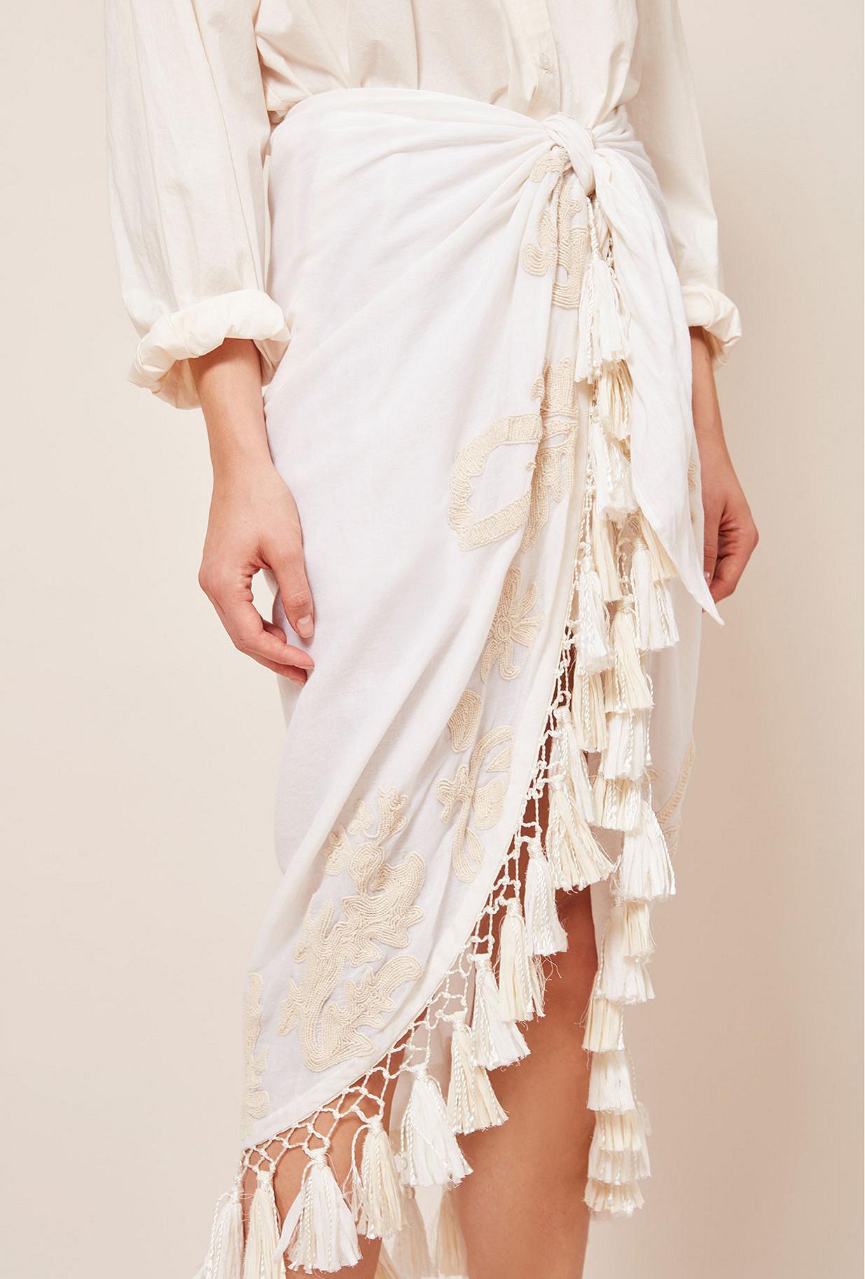 Paris boutique de mode vêtement Jupe créateur bohème Bangalore