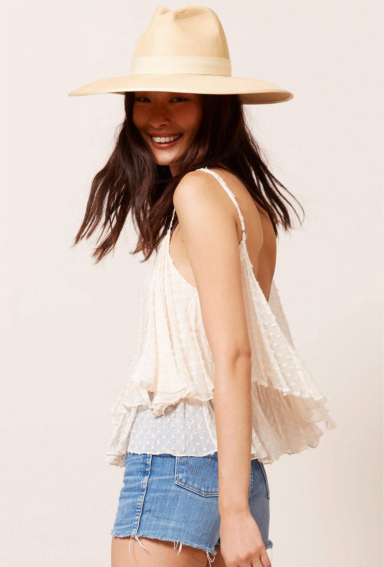 Paris boutique de mode vêtement Top créateur bohème Daphine