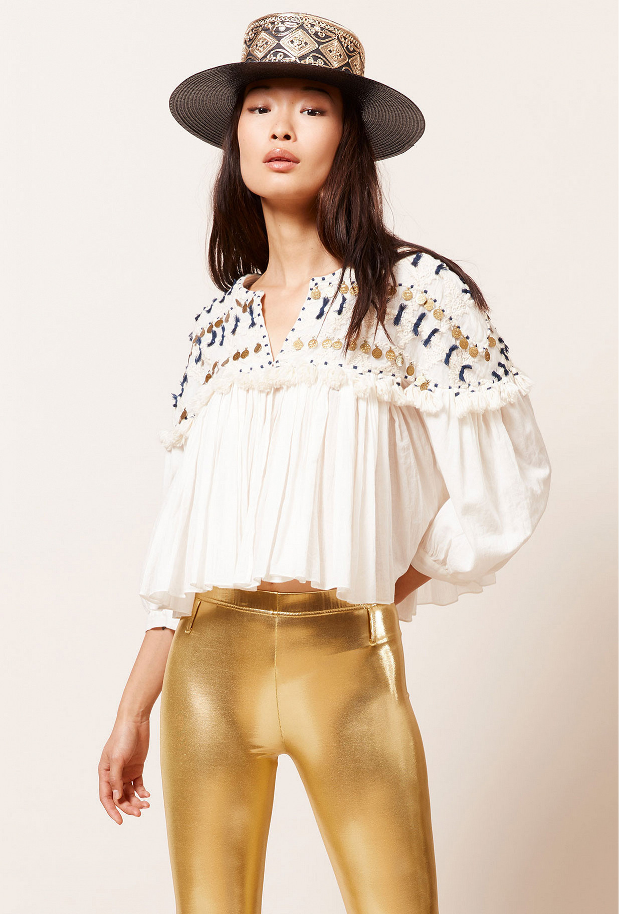 Paris boutique de mode vêtement Top créateur bohème  Beli