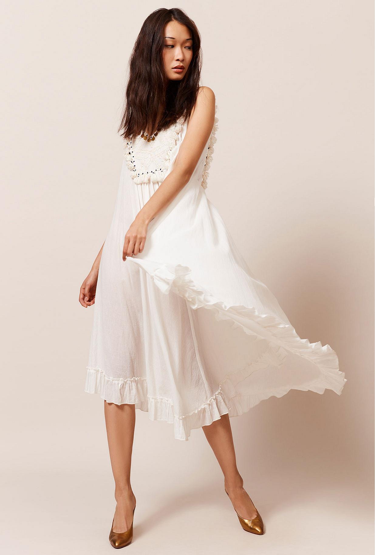 Paris boutique de mode vêtement Robe créateur bohème Bodega