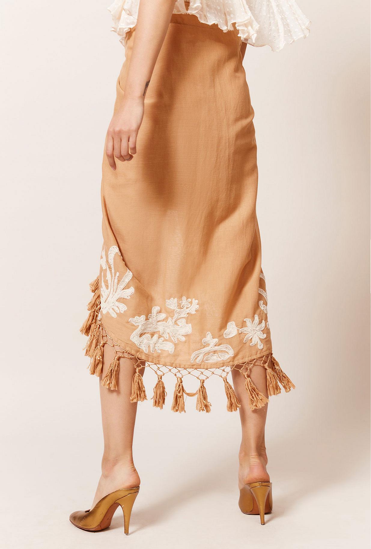 Sand Skirt Bangalore Mes Demoiselles Paris