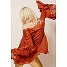 Paris boutique de mode vêtement Blouse créateur bohème  Fiorella