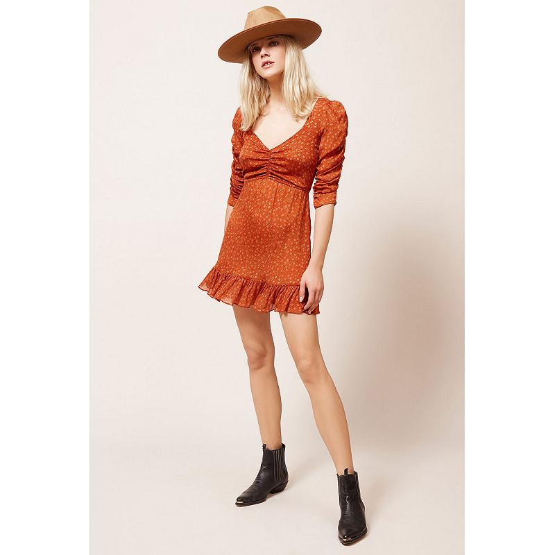 Paris boutique de mode vêtement Robe créateur bohème Francesca