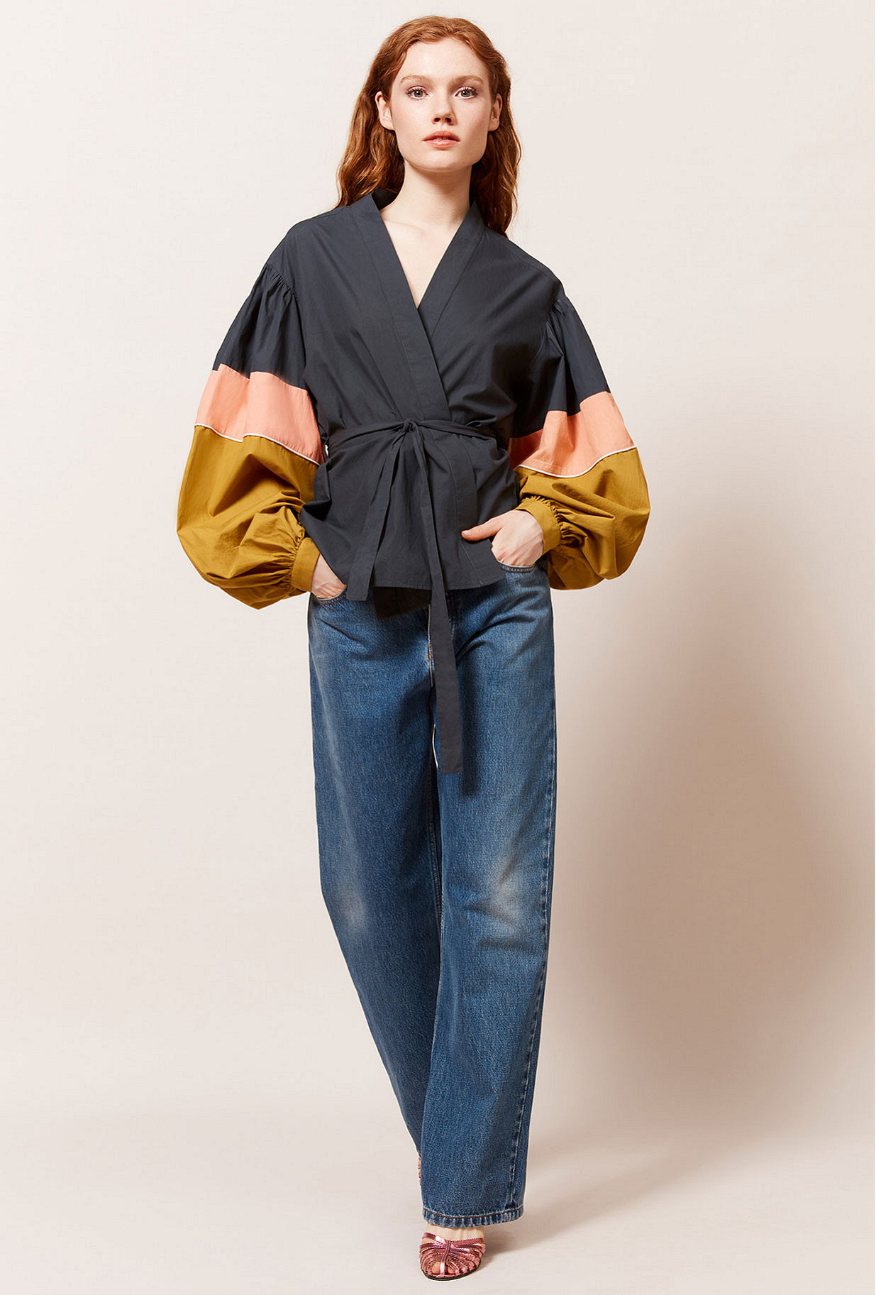 Paris boutique de mode vêtement Kimono créateur bohème Protis