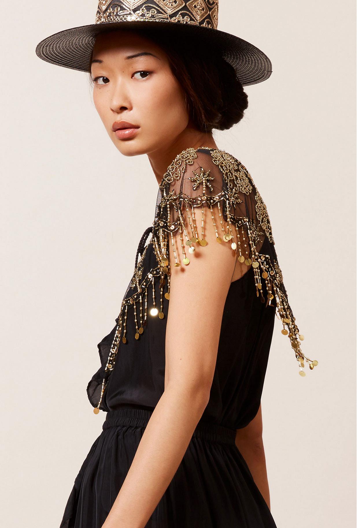 Paris boutique de mode vêtement Top créateur bohème  Lolafabe