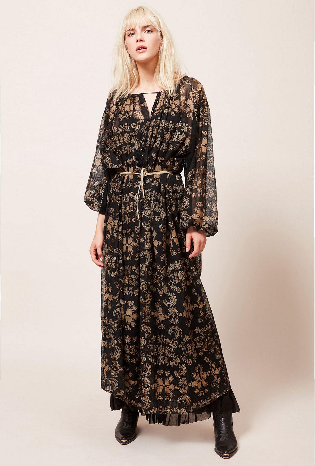 Paris boutique de mode vêtement Robe créateur bohème  Artemis
