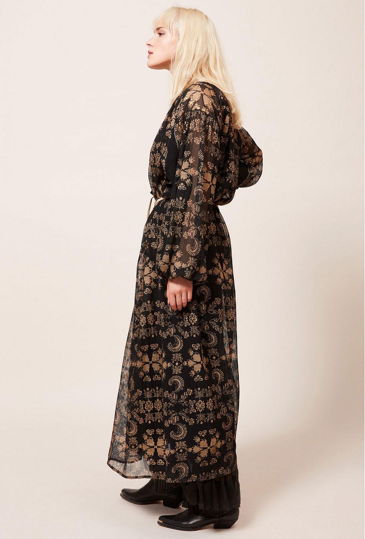 Black  Dress  Artemis Mes demoiselles fashion clothes designer Paris