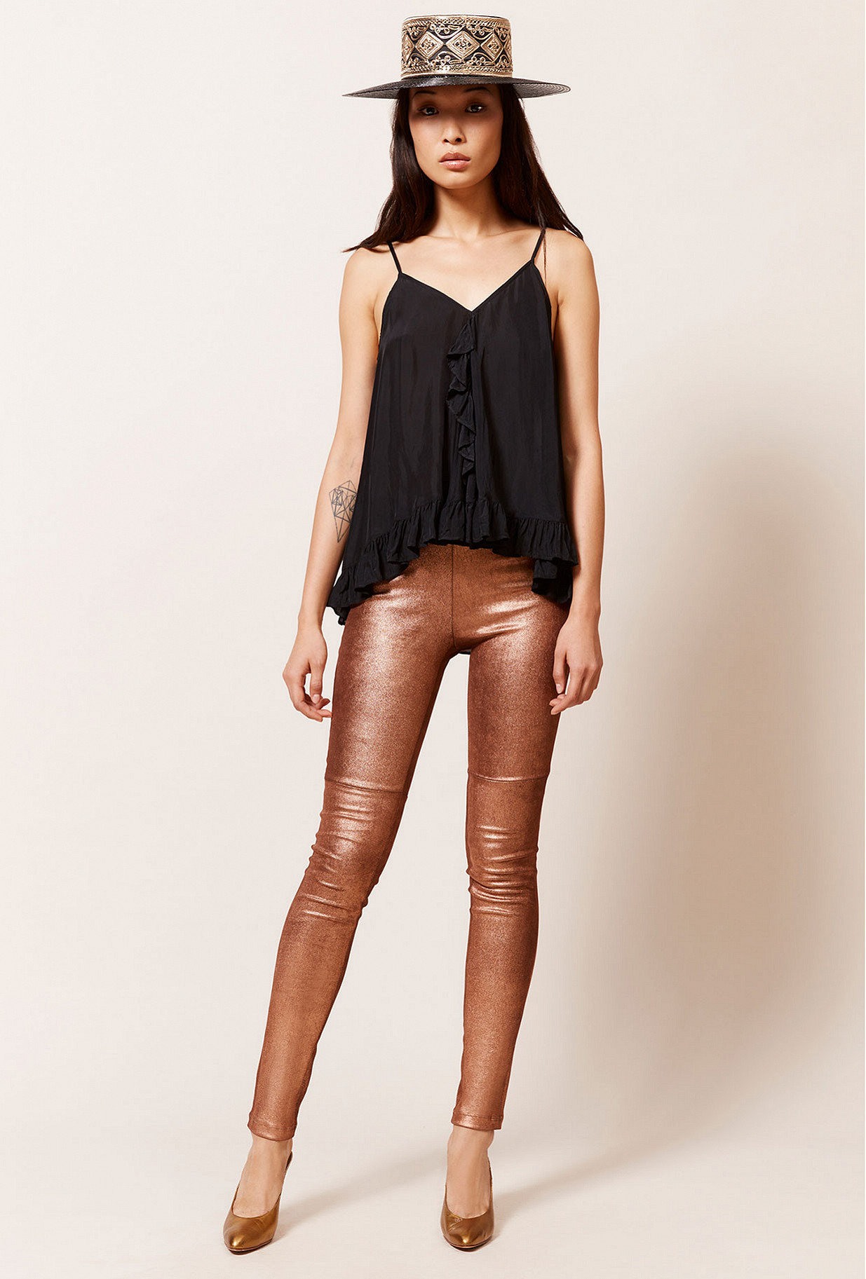 Paris boutique de mode vêtement Top créateur bohème  Habou
