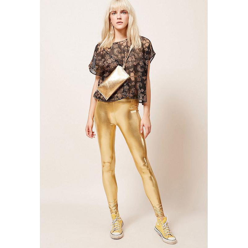 Paris clothes store Pant  Krypton french designer fashion Paris