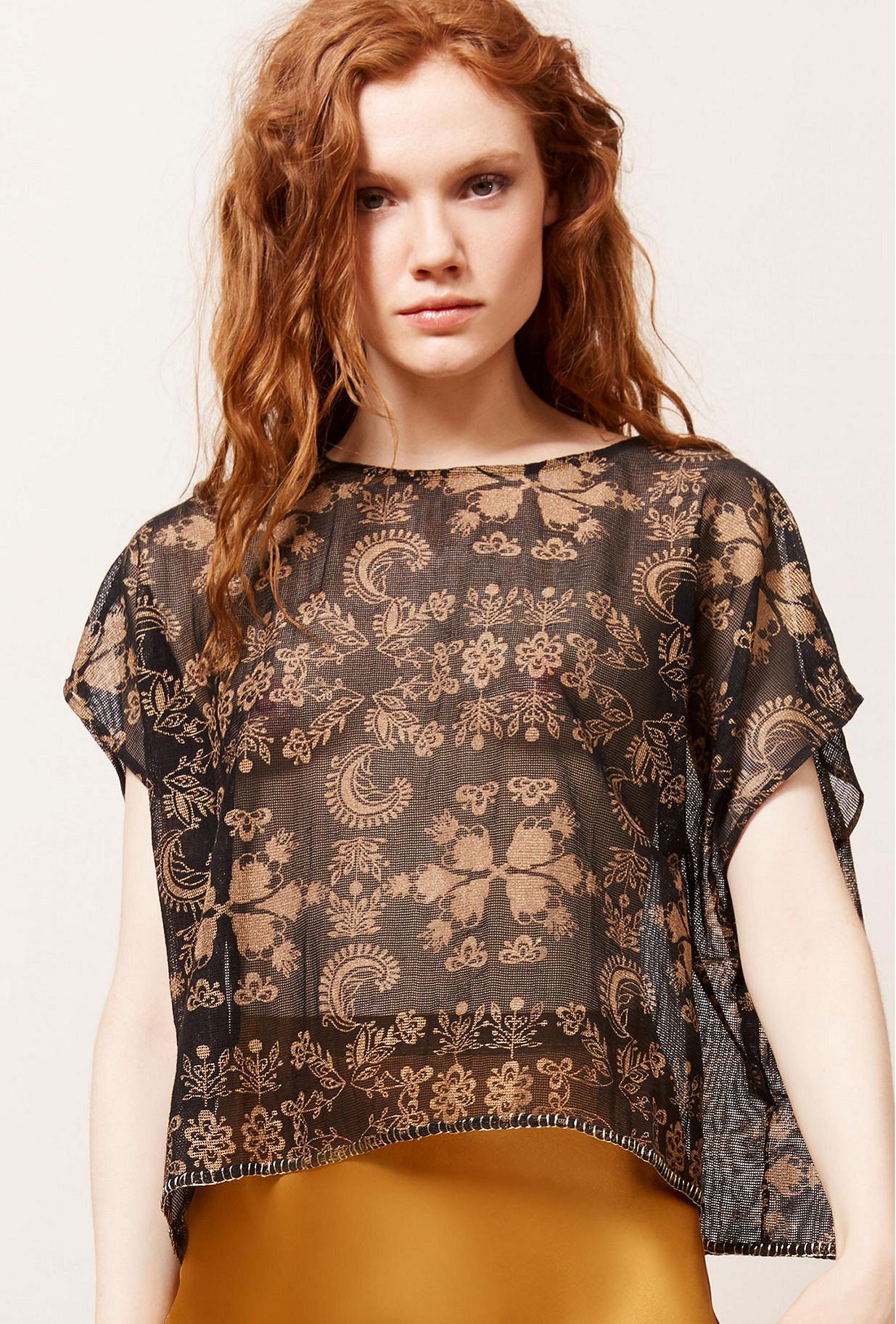 Paris boutique de mode vêtement Top créateur bohème  Attila