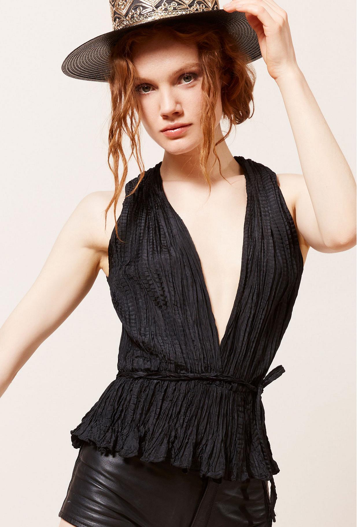 Paris boutique de mode vêtement Top créateur bohème  Shaabi