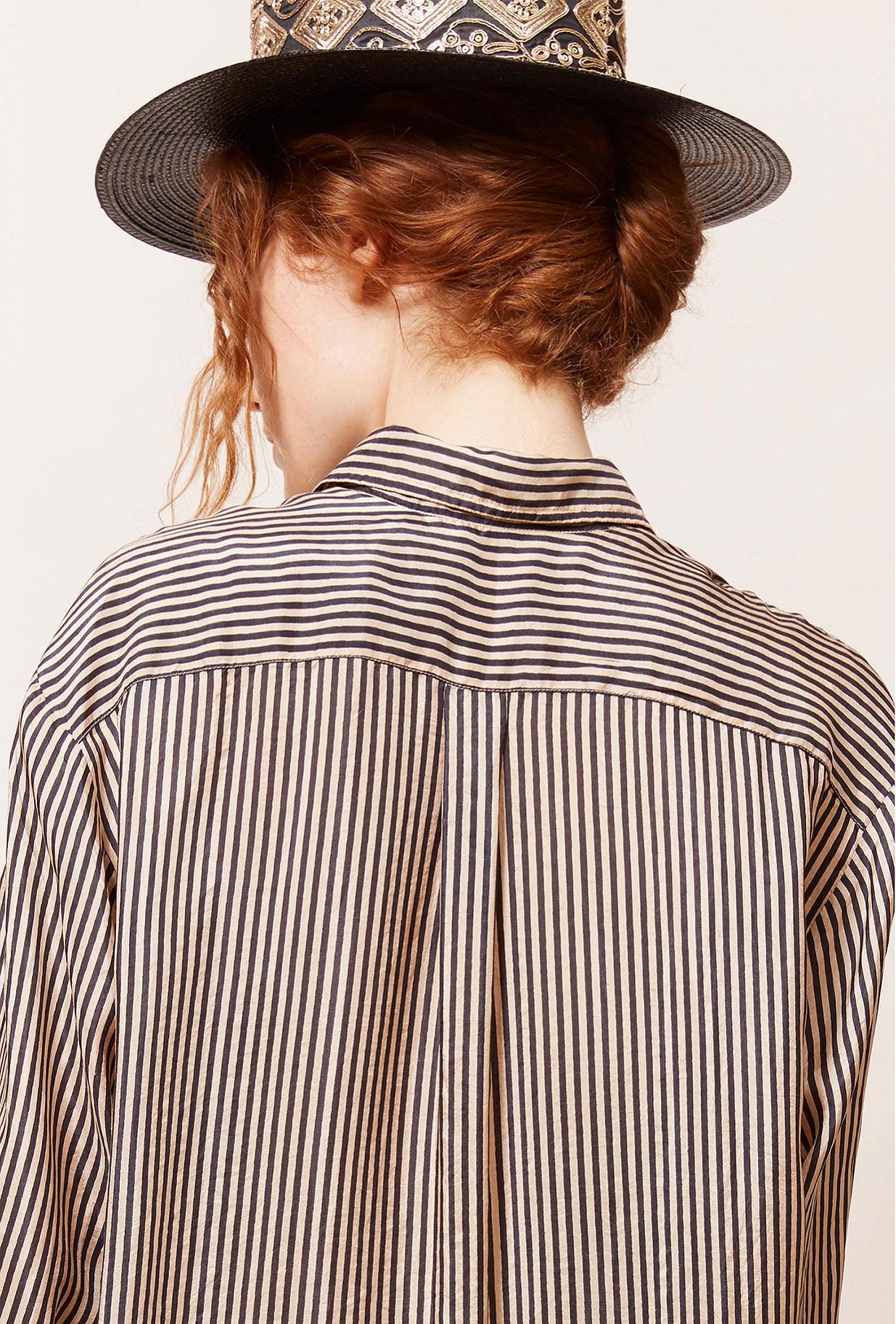 Paris boutique de mode vêtement Chemise créateur bohème  Bayard