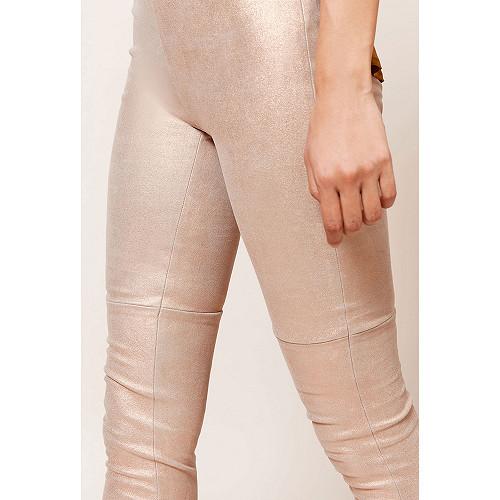 Pantalon Rose  Esther mes demoiselles paris vêtement femme paris