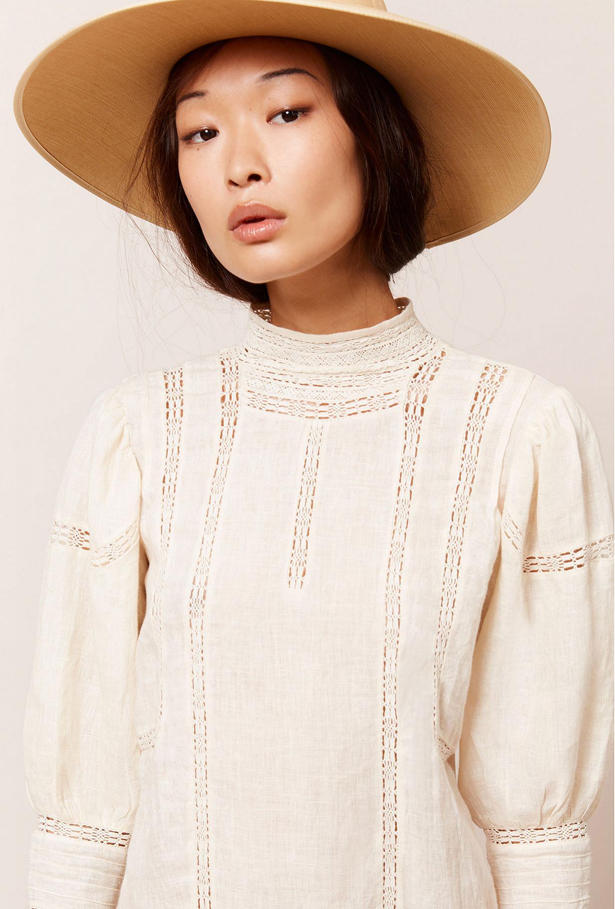 Paris boutique de mode vêtement Robe créateur bohème  Bianca