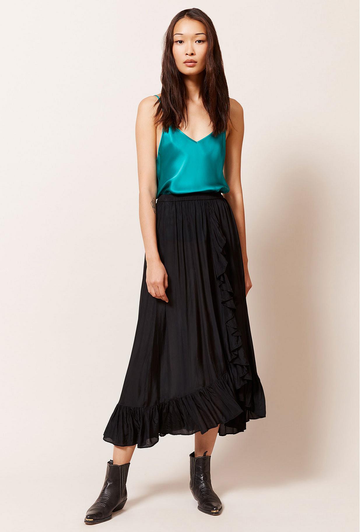 Paris clothes store Skirt  Habibi french designer fashion Paris