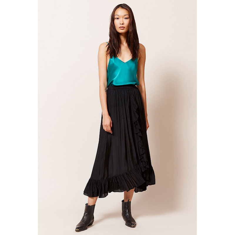Paris boutique de mode vêtement Jupe créateur bohème  Habibi