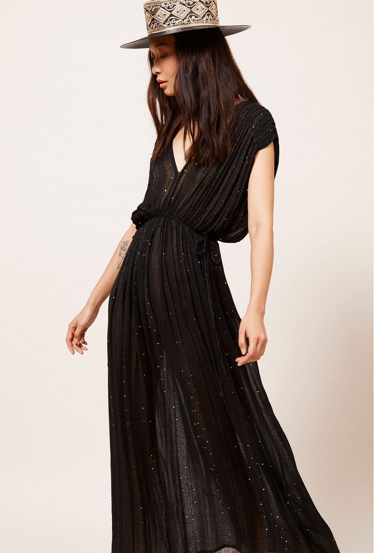 Paris clothes store Dress  Nokomis french designer fashion Paris