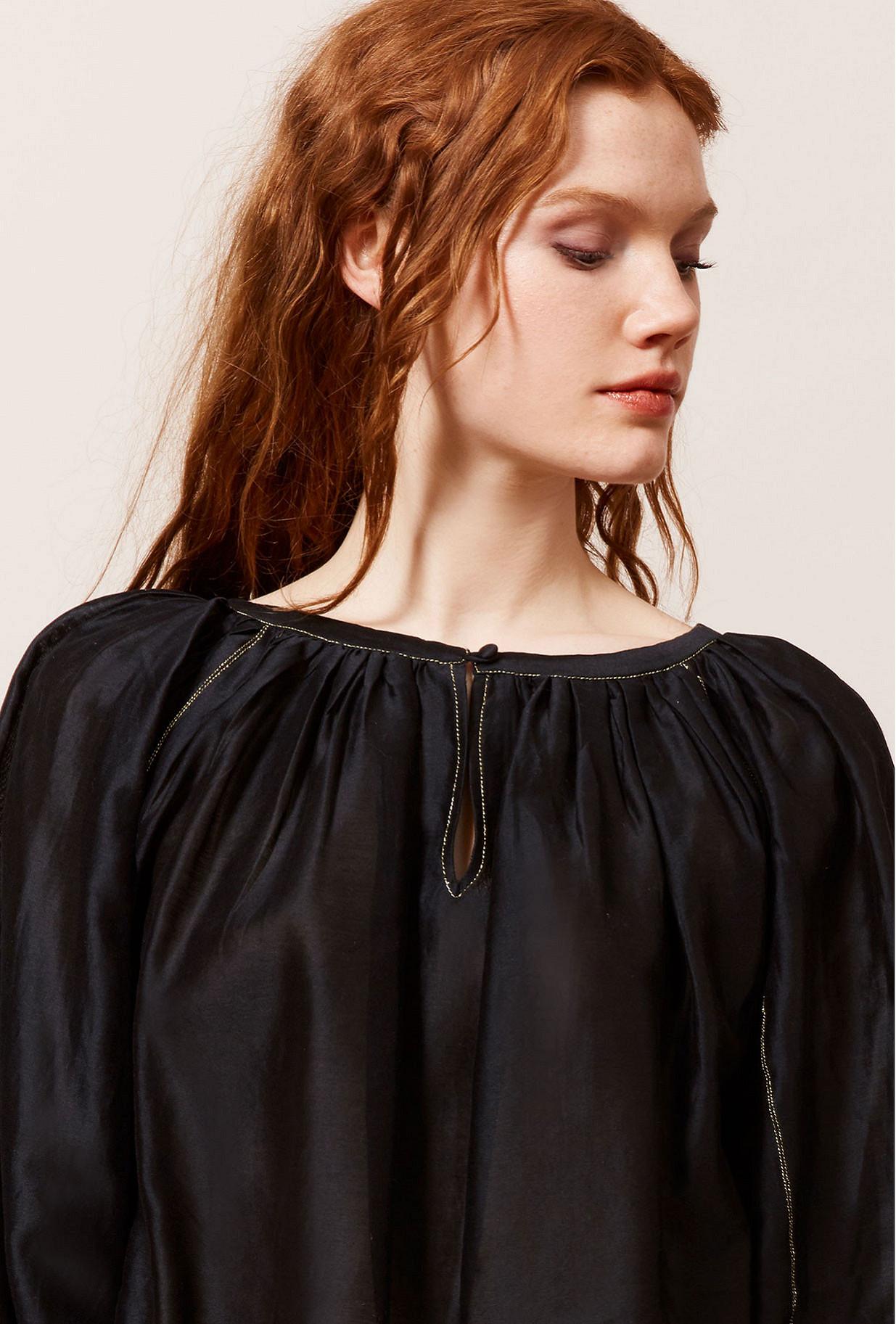 Paris boutique de mode vêtement Blouse créateur bohème Onagre