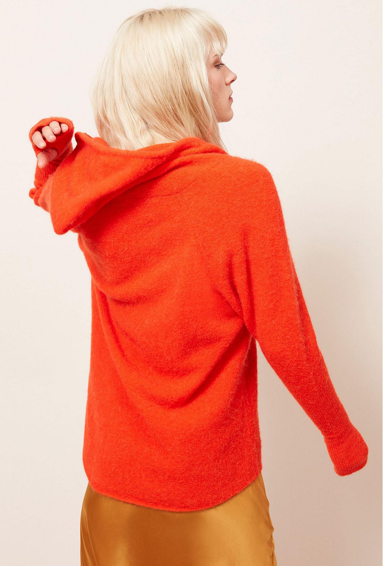 Coral Sweater Pichu Mes Demoiselles Paris