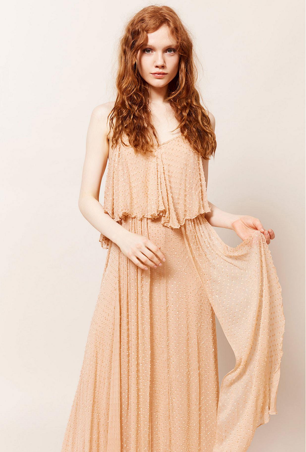 Nude  Dress  Donatella Mes demoiselles fashion clothes designer Paris