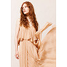 Paris boutique de mode vêtement Robe créateur bohème Donatella