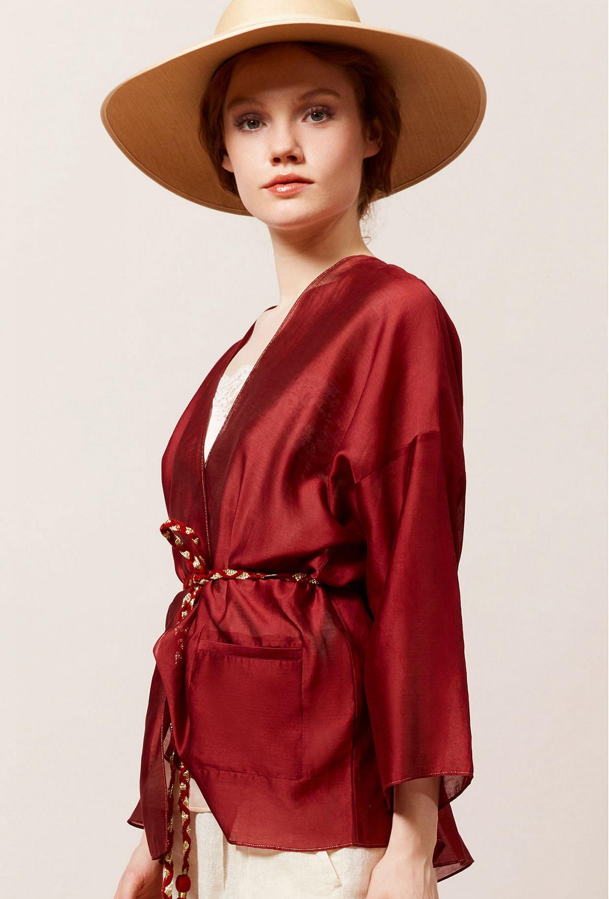 Paris clothes store Kimono  Opium french designer fashion Paris