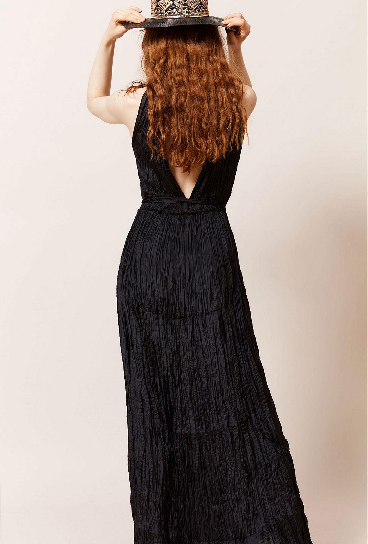 Black Dress Semsema