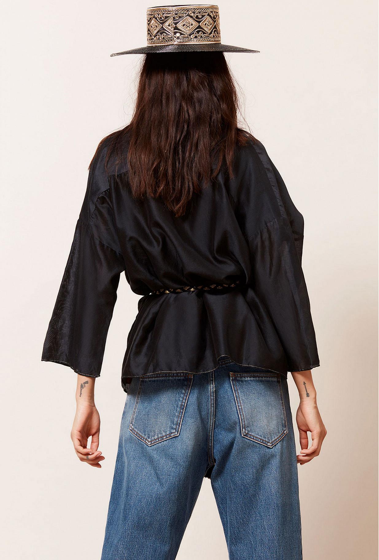 Black Kimono Opium