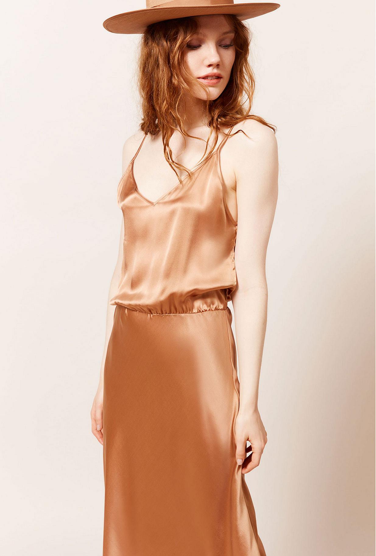 Nude  Dress  Nouba Mes demoiselles fashion clothes designer Paris