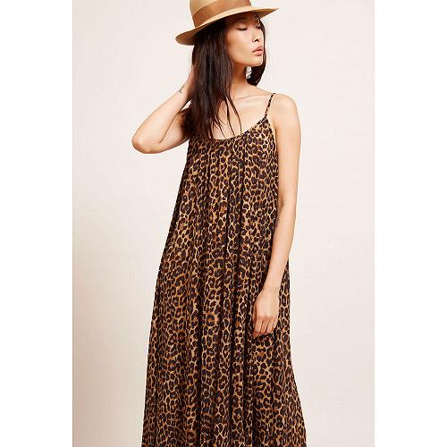 Print panther  Dress  Fetiche Mes demoiselles fashion clothes designer Paris