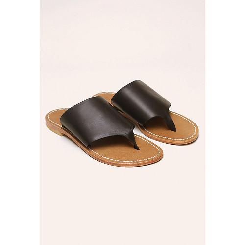 Sandales Noir Esteban